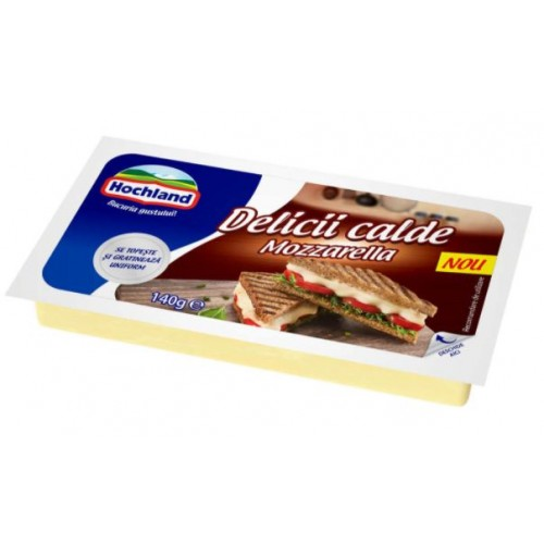 Hochland Mozzarella Bloc 140g *16