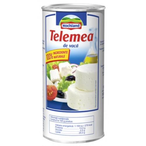 Hochland Telemea Natur 1000g *6