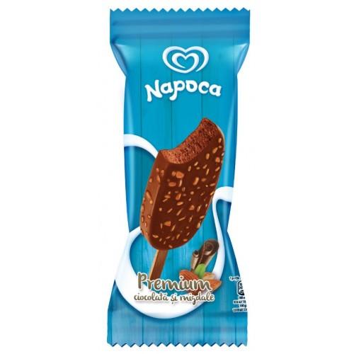 Inghetata Napoca Ciocolata & Migdale 125ml