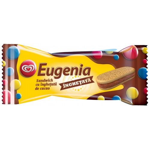 Inghetata Eugenia sandwich 100ML/55G *36