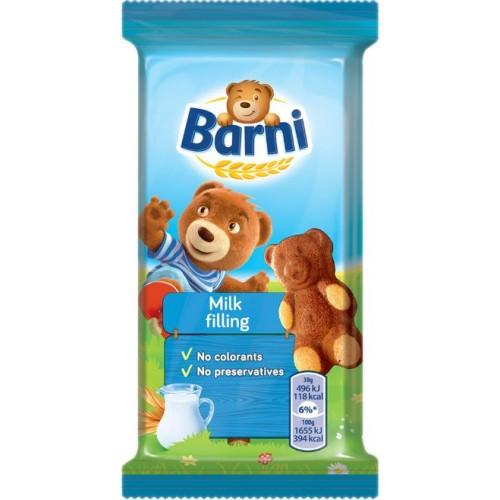 Barni Lapte 30g  *24