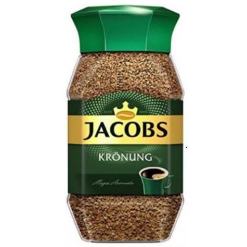 Jacobs Kronung Solubila (Borcan) 100g *6