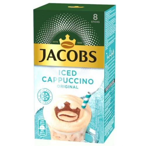 Jacobs Iced Cappuccino Original 17.8g *8 displ
