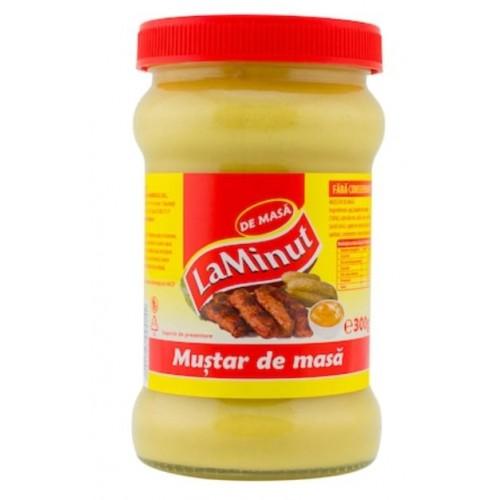 LaMinut Mustar de masa 300g *6