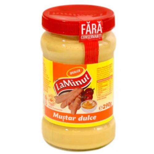 LaMinut Mustar dulce 290g *6