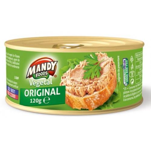 Mandy Pate vegetal Original 120g *6