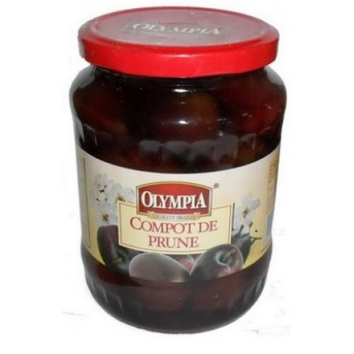 Olympia Compot prune 720ml*6