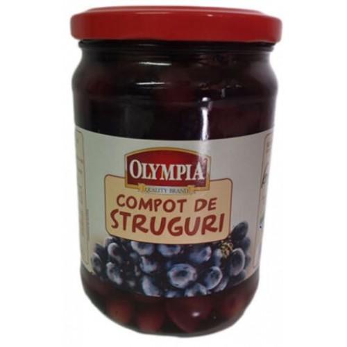Olympia Compot struguri negri 720ml*6