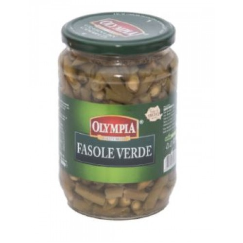 Olympia Fasole verde 720ml*6