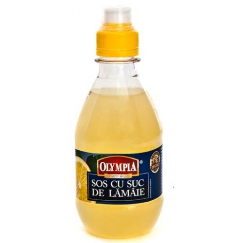 Olympia Sos lemon pet 250ml*24