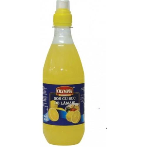 Olympia Sos lemon pet 500ml*9