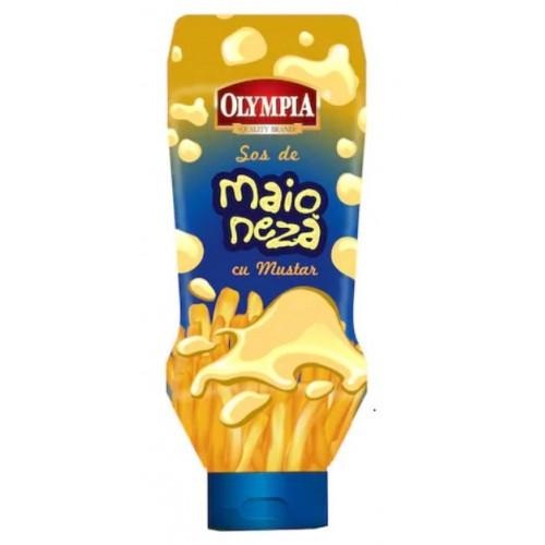 Olympia Sos maioneza cu mustar 500ml*6