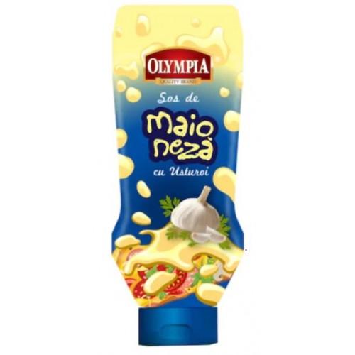 Olympia Sos maioneza cu usturoi 500ml*6