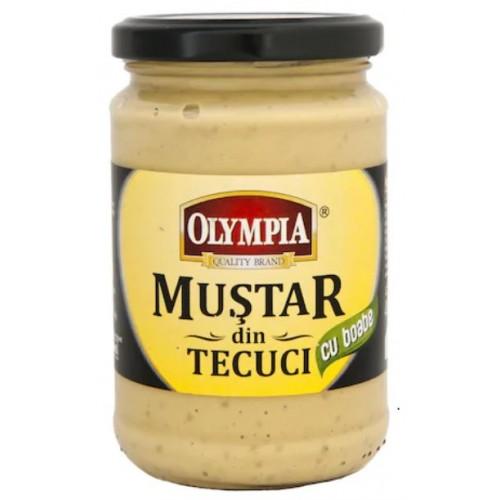 Olympia Mustar cu boabe 314ml*6