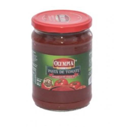 Olympia Pasta de tomate 24%   580ml*6