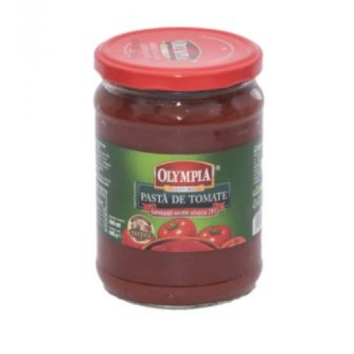 Olympia Pasta de tomate 28%   580ml*6