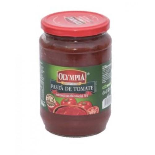 Olympia Pasta de tomate 28%   720ml*6