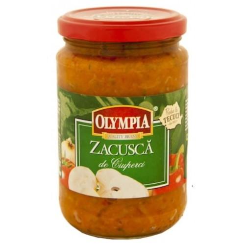 Olympia Zacusca de ciuperci 314ml*6