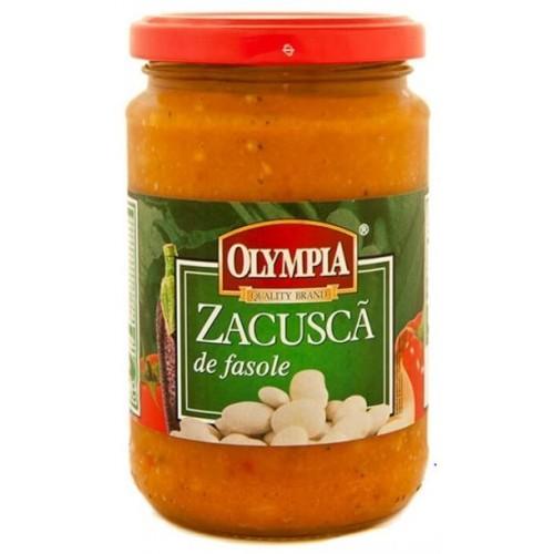 Olympia Zacusca de fasole 314ml*6