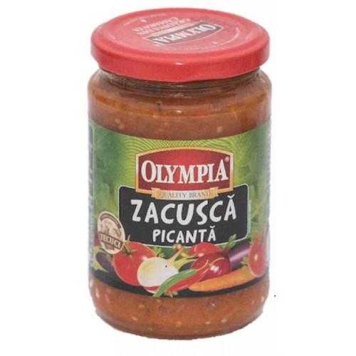 Olympia Zacusca de vinete picanta 314ml*6