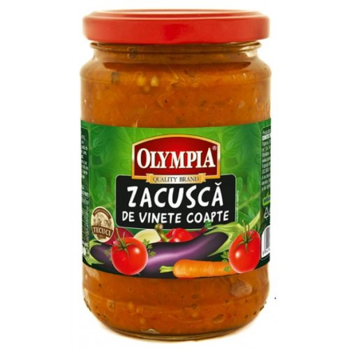 Olympia Zacusca de vinete 314ml*6
