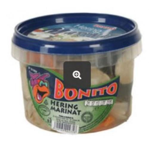 Pescado Bonito Hering Marinat 315g *6