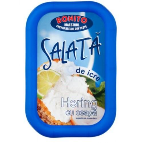 Pescado Bonito Salata Icre Hering Ceapa 310g *5