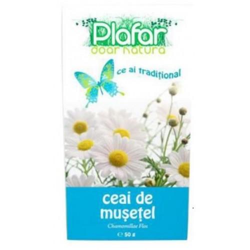Plafar Ceai Musetel cutie 50g*18
