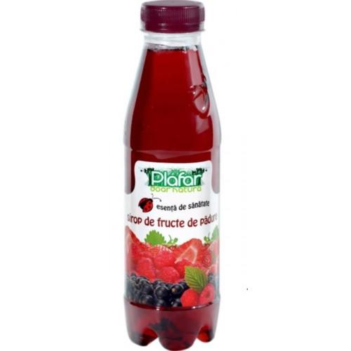 Plafar Sirop de Fructe de padure  500ml*6
