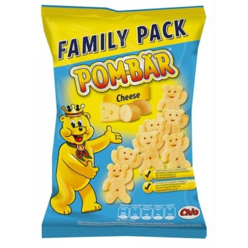 Pom-Bär Family Cheese 65g *16