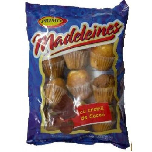 Primo Magic Madeleines cr. cacao 250g  *20