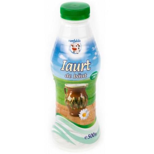 Romfulda Iaurt 3% grasime 500g *12