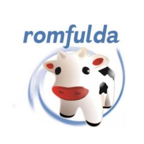 Romfulda Branza Topita Cu Verdeturi 125g  *50