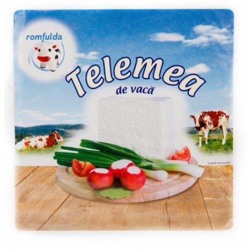 Romfulda Telemea de Vaca 350 g *18