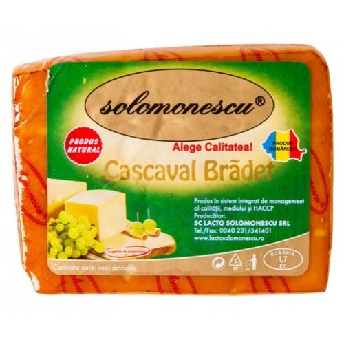 Lacto Solomonescu Cascaval Bradet afumat 280g *32