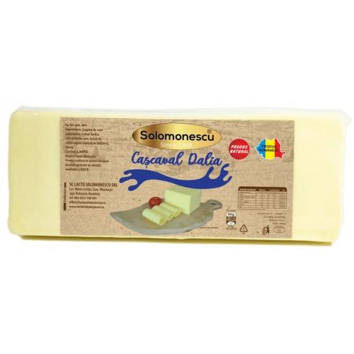 Lacto Solomonescu Cascaval dalia 1kg *12