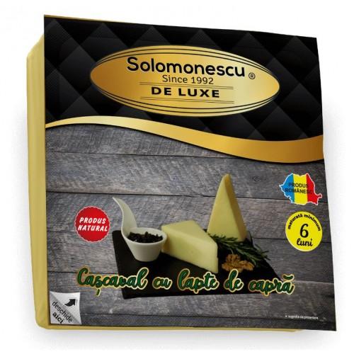 Lacto Solomonescu Cascaval cu Lapte de Capra 250g *24