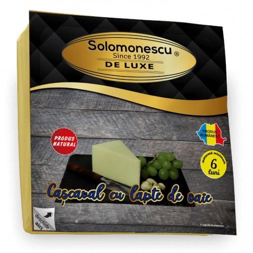 Lacto Solomonescu Cascaval cu Lapte de Oaie 250g *24