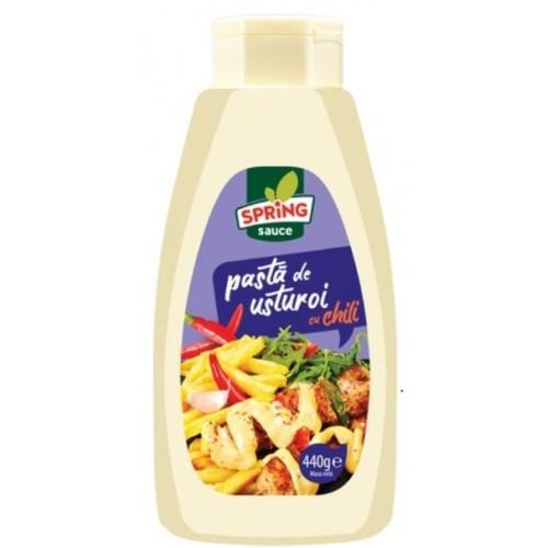 Spring Pasta usturoi cu chilly 520g *6