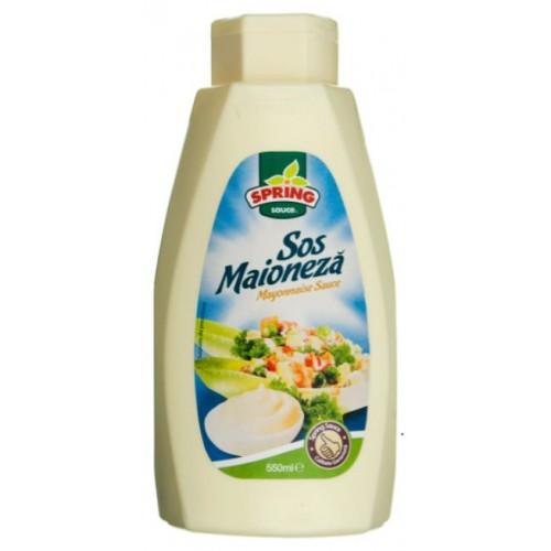 Spring Sos maioneza 550g *6