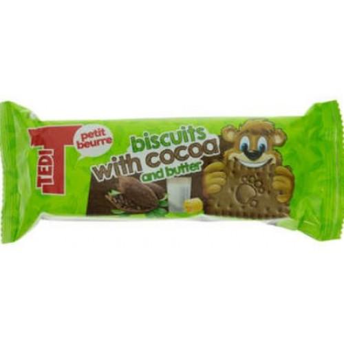Tedi Petit Beurre cacao 50g *21