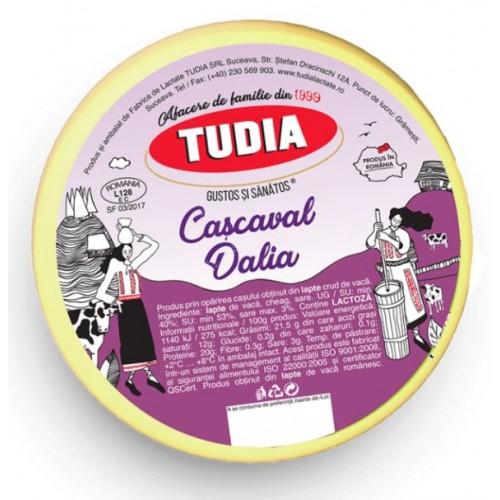 Tudia Cascaval Dalia 400g *25