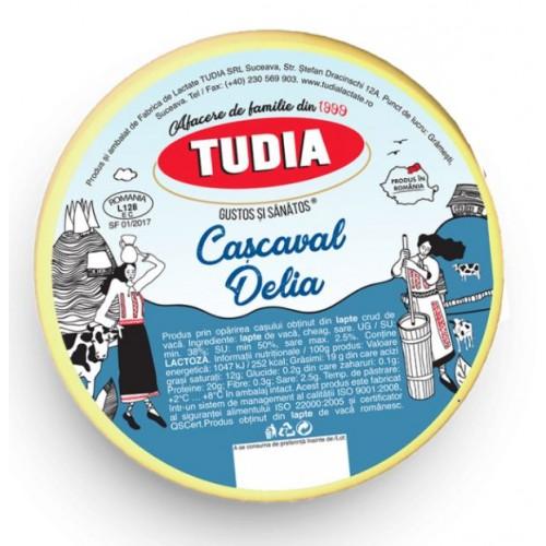 Tudia Cascaval Delia 400g *25
