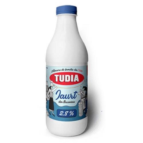 Tudia Iaurt 2.8% grasime 500g *12