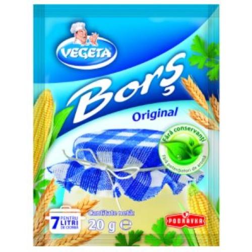 Vegeta Bors original 20g *25