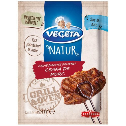 Vegeta Natur Condimente pentru ceafa de porc 20g *20